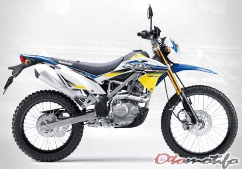 Fitur Kawasaki KLX 150 BF
