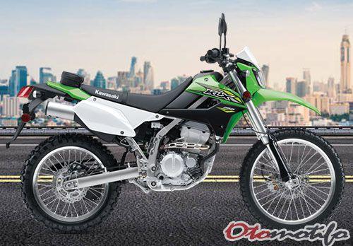 Fitur Kawasaki KLX 250