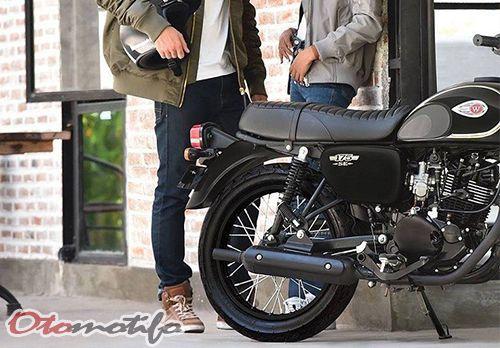Harga Kawasaki W175 2019 Spesifikasi Warna Terbaru Otomotifo
