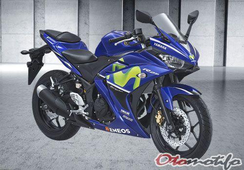 Fitur Yamaha R25