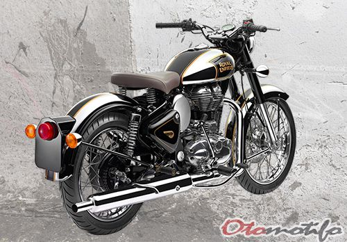 GAMBAR ROYAL ENFIELD CLASSIC CHROME