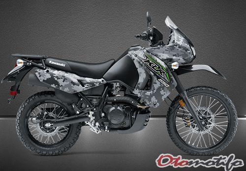 Gambar Kawasaki KLR 650