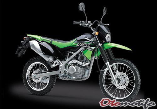 Gambar Kawasaki KLX150