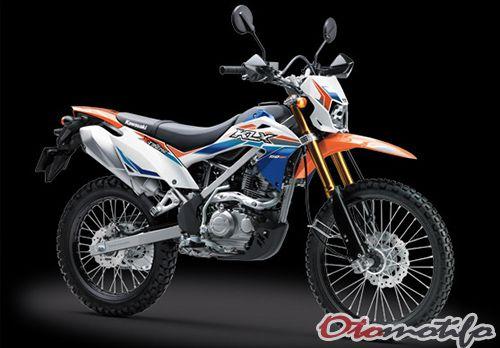 Gambar Kawasaki KLX150BF SE EXTREME