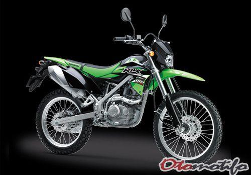 Gambar Kawasaki KLX150BF