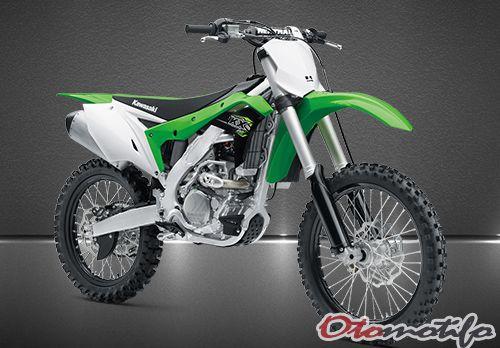 Gambar Kawasaki KX 250F