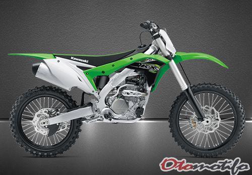 Gambar Kawasaki KX 450F