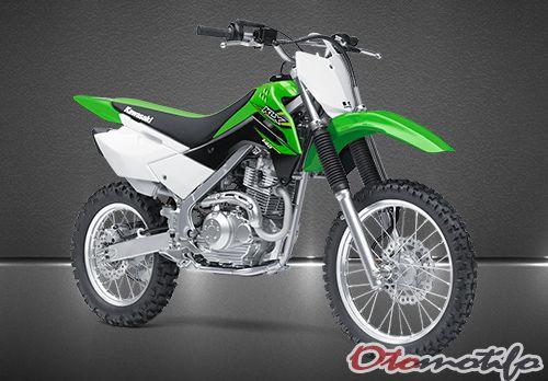 Gambar Kawasaki New KLX