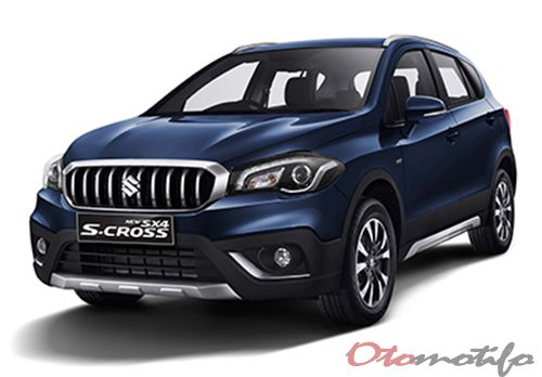Gambar Suzuki S Cross