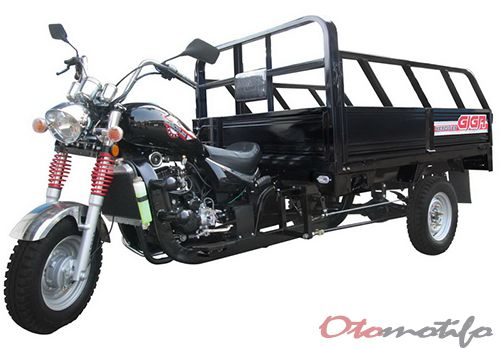 Gambar Tossa Giga Hercules 250cc
