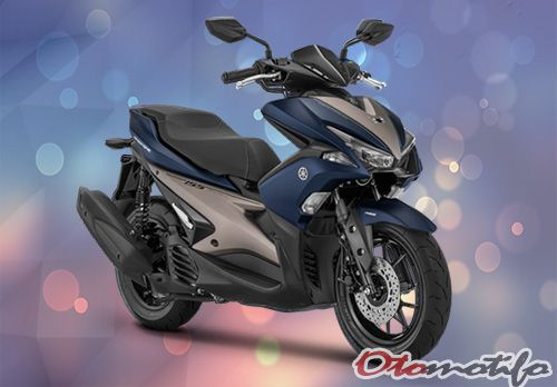 Gambar Yamaha Aerox 155 2018 S Version