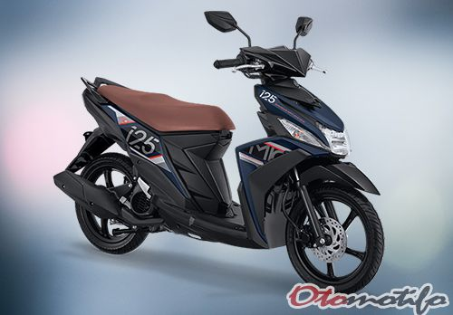 Gambar Yamaha Mio M3 125 AKS SSS