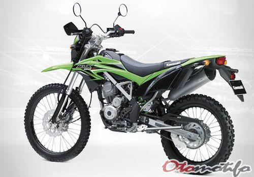 Harga Kawasaki KLX 150 BF SE Terbaru