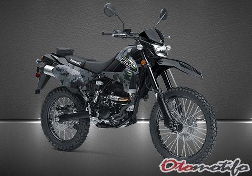 10 Harga Motor Trail Kawasaki Terbaru 2020 Otomotifo