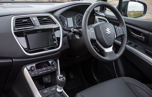 harga suzuki s cross 2018 review spesifikasi gambar otomotifo. Black Bedroom Furniture Sets. Home Design Ideas
