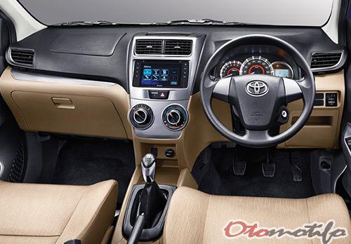 Interior Toyota Avanza 2018