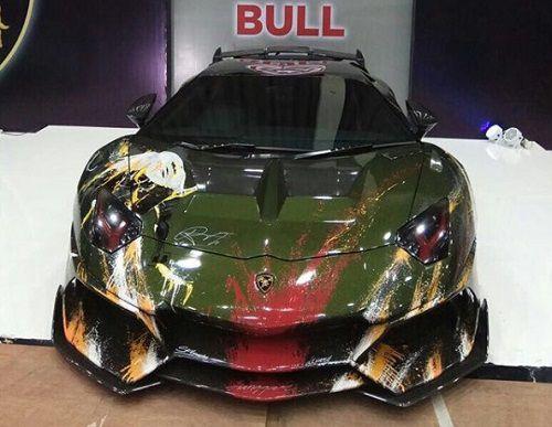 Lamborghini Raffi Ahmad
