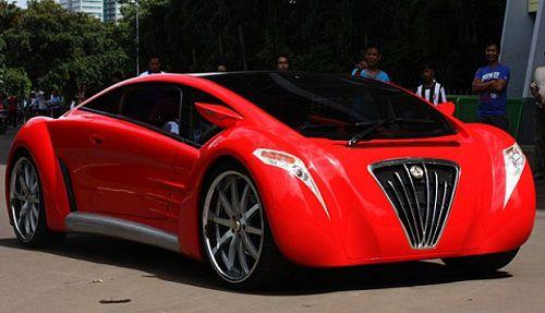 Hasil gambar untuk mobil listrik indonesia