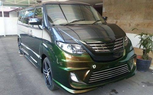 Mobil listrik Gendhis