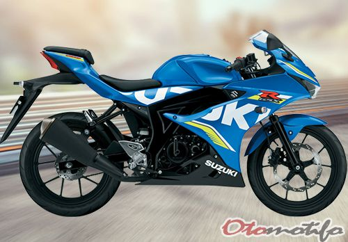 Motor GSX-R150