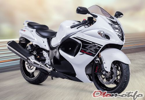 Motor Sport Suzuki Terbaru