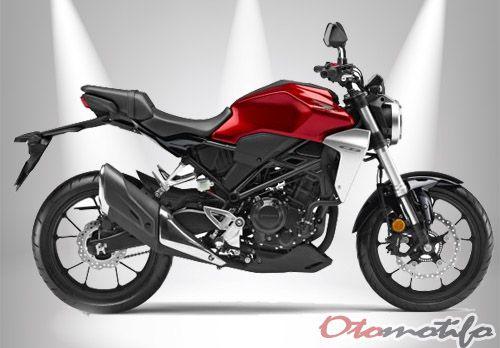 Performa Honda CB300R