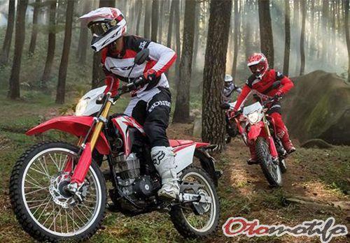 Performa Honda CRF150L
