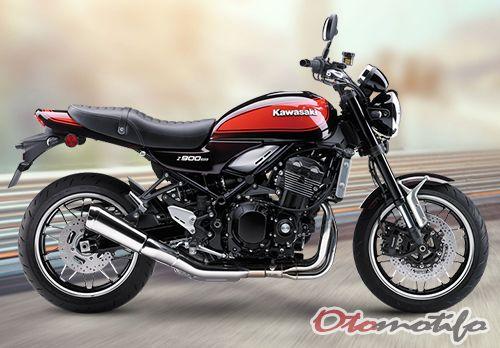 Performa Kawasaki Z900RS