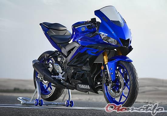 Performa Yamaha R25 Facelift