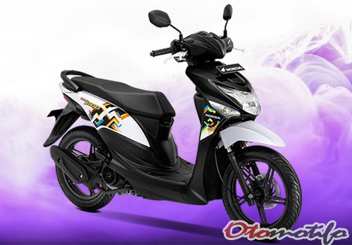 Review Honda Beat Pop