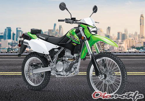 Review Kawasaki KLX 250