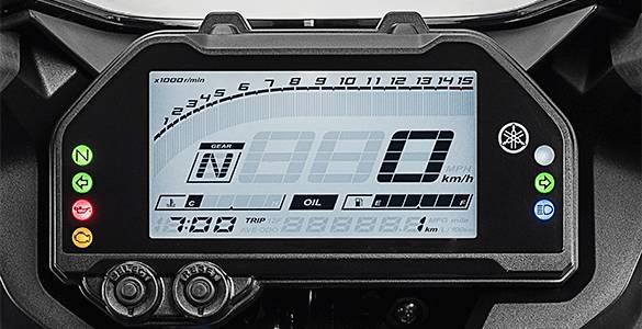 Speedometer Yamaha R25 Facelift