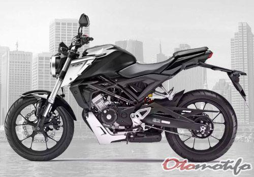 Spesifikasi Honda CB125R