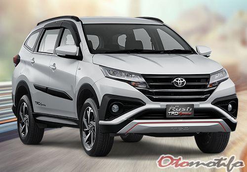 Spesifikasi dan Harga All New Toyota Rush