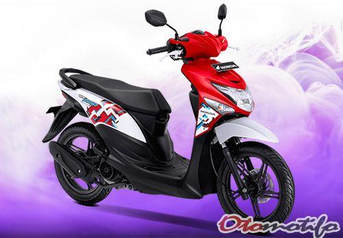 Spesifikasi dan Harga Honda Beat Pop