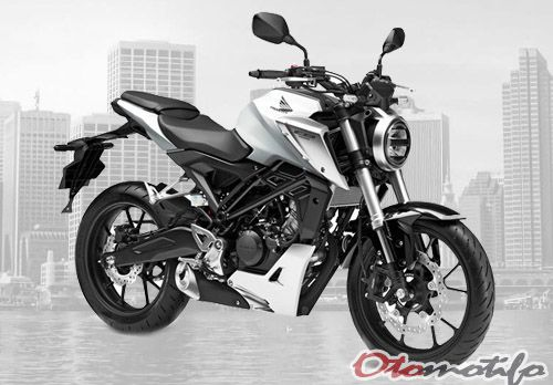 Spesifikasi dan Harga Honda CB125R