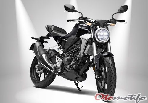 Spesifikasi dan Harga Honda CB300R