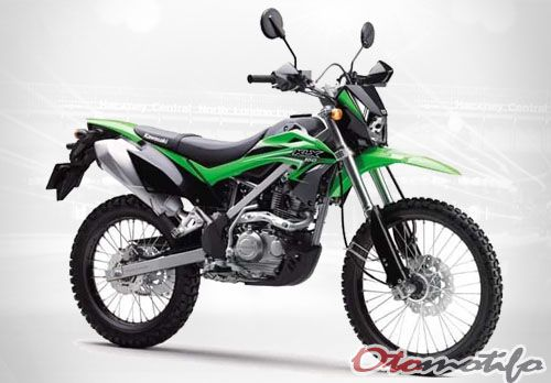 Review Kawasaki KLX 150 BF