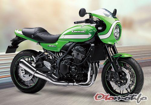 Spesifikasi dan Harga Kawasaki Z900RS Cafe Racer