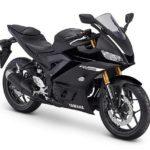 Warna Yamaha R25 Matte Black