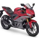 Warna Yamaha R25 Matte Red