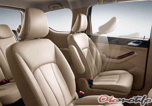 Captain Seat Wuling Cortez