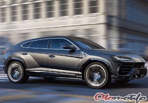 Desain Lamborghini Urus