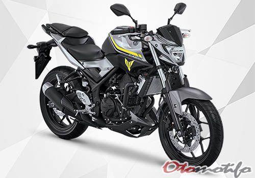 Fitur Yamaha MT 25