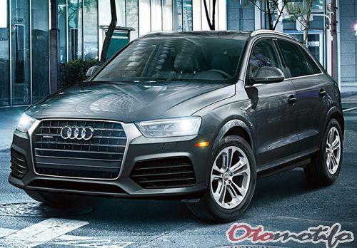 Gambar Audi Q3 New