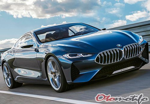Gambar BMW 8 Series Coupe 2018