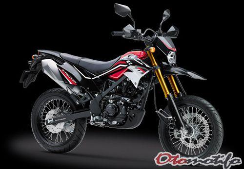 Gambar Kawasaki D Tracker SE