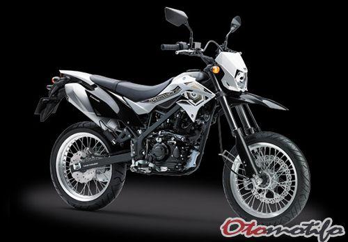 Gambar Kawasaki D Tracker
