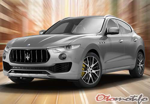 Gambar Maserati Levante 2018