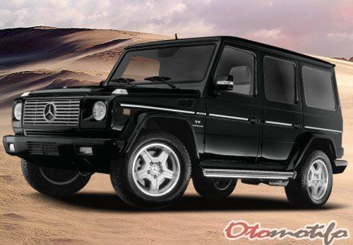 Gambar Mercedes-Benz G-Class
